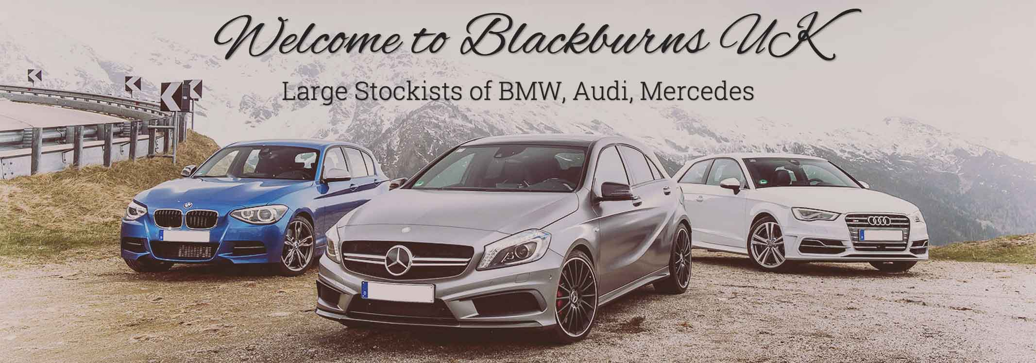 Welcome to Blackburns (UK) Ltd
